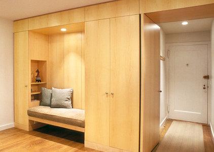 Contemporary Bedroom by Billinkoff Architecture PLLC
