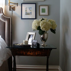 Traditional Bedroom by Donna DuFresne Interior Design