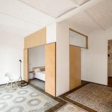 Smarte rum løsninger soveværelse