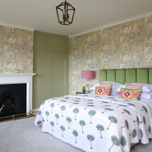 Photo of a classic bedroom in Dorset.