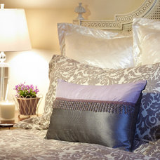 Traditional Bedroom by Joanne Jakab Interior Design