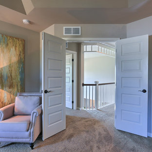 Double Entry Doors Bedroom Ideas And Photos | Houzz
