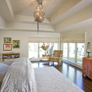 Double Tray Ceiling