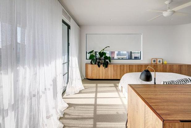 Современный Спальня by Sam Crawford Architects