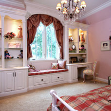 Traditional Bedroom by Avondale Custom Homes