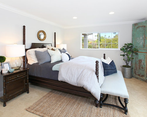 Nice bedroom sets houzz for Pictures of bed rooms