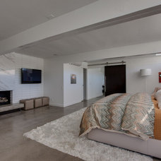 Contemporary Bedroom by Christiano Homes, Inc.