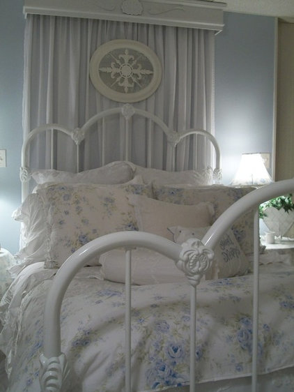 Traditional Bedroom Downstairs Master Suite