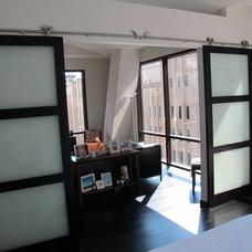 Contemporary Bedroom by Noah Construction & Design