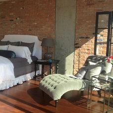 Contemporary Bedroom by CM Designs