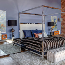 Contemporary Bedroom by S&K Interiors