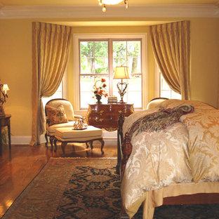 Inredning av ett klassiskt sovrum