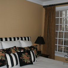 Traditional Bedroom by Iron Gate Interiors, LLC