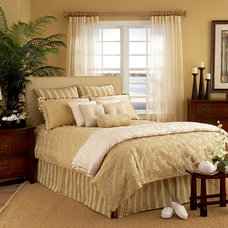 Traditional Bedroom by Centurian Window Fashions