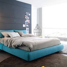 Contemporary Bedroom by Poliform USA