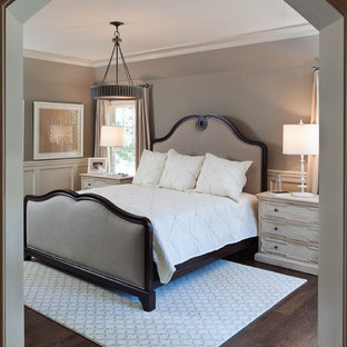 Transitional bedroom photo in DC Metro