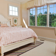 traditional bedroom by Dream House Studios