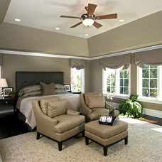 Traditional Bedroom by Interior Enhancement Group, Inc.