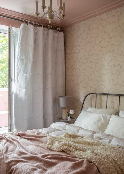 Скандинавский Спальня by Maria Mikena