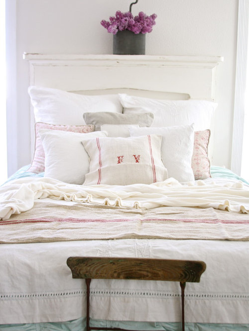 White And Cream Bedroom Home Design Ideas Pictures