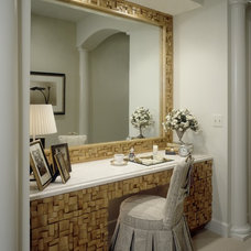 Transitional Closet by Dunlap Design Group, LLC