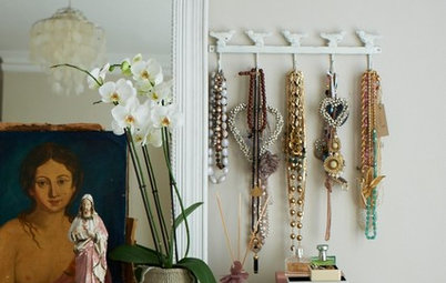 9 Ways to Make Space for a Chic Dressing Area