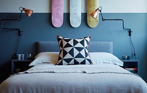 Современный Спальня by Sally Conran