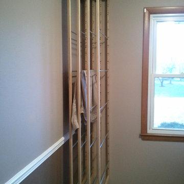 DryAway  ~  4 frames ceiling mount