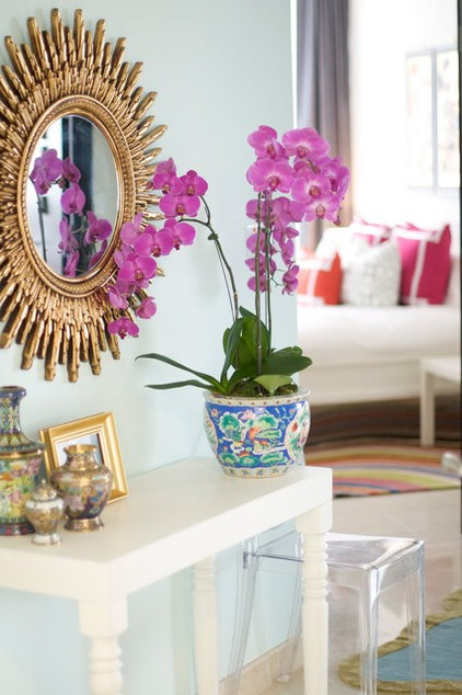 Eclectic Bedroom by Caitlin Wilson