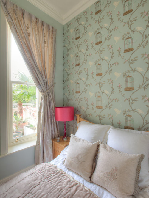 Dulux duck egg blue bedroom design ideas renovations photos for Duck egg bedroom ideas