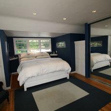 Craftsman Bedroom Duggan residence