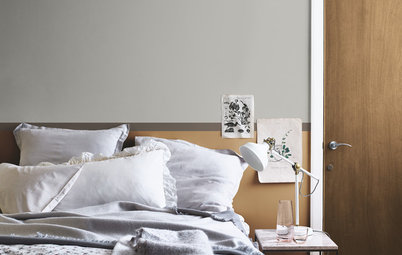 5 Inspiring & Oh-So-Soothing Bedroom Colour Combos