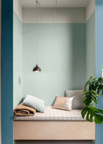 Modern Sovrum by Dulux