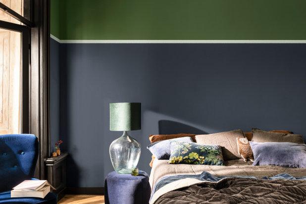Modern Bedroom by Dulux