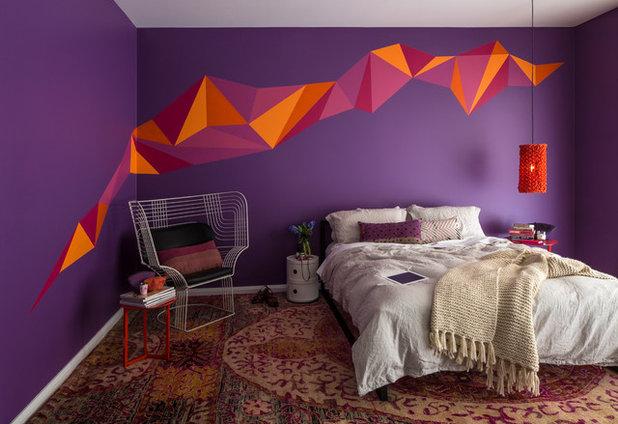 Bedroom by Behruz Studio