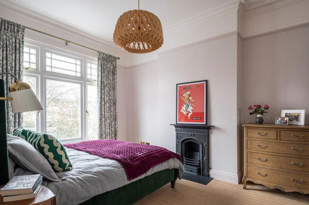 Неоклассика Спальня by Aflux Designs