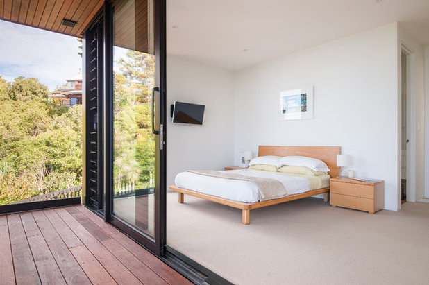 Contemporary Bedroom by Ltd Architectural