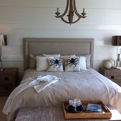 contemporary bedroom by SUSAN PETRIL, INTERIOR DESIGNS