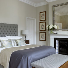 Contemporary Bedroom by Laura Hammett Ltd