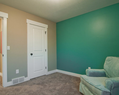 Turquoise Bedroom Design Ideas Renovations Photos With