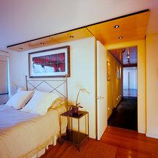 Modern Bedroom by Eisner Design LLC