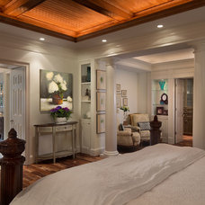 Traditional Bedroom by Studio One Architecture, Inc.