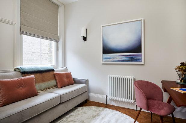 Midcentury Bedroom by Space Shack