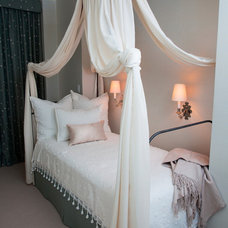 Traditional Bedroom by Adrienne Neff Design Services LLC