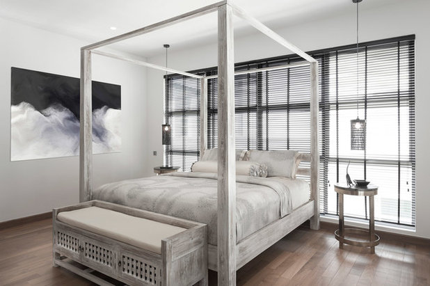 Contemporary Bedroom by Elliot James