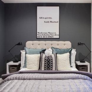 Industrial Schlafzimmer in London