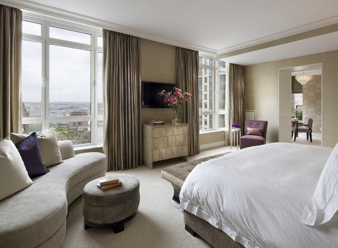 Contemporary Bedroom by GRADE