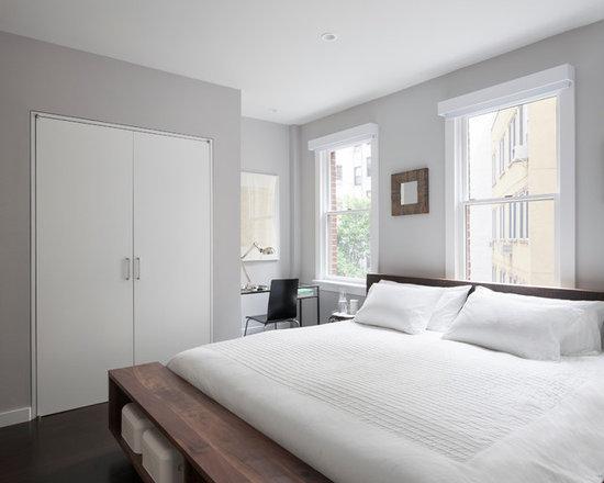 White Modern Master Bedroom modern master bedroom design ideas, remodels & photos | houzz