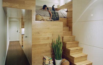 Visite Privée : Astuces gain de place dans six petits espaces optimisés