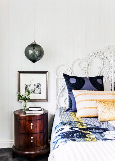 Фьюжн Спальня by Penman Brown Interior Design